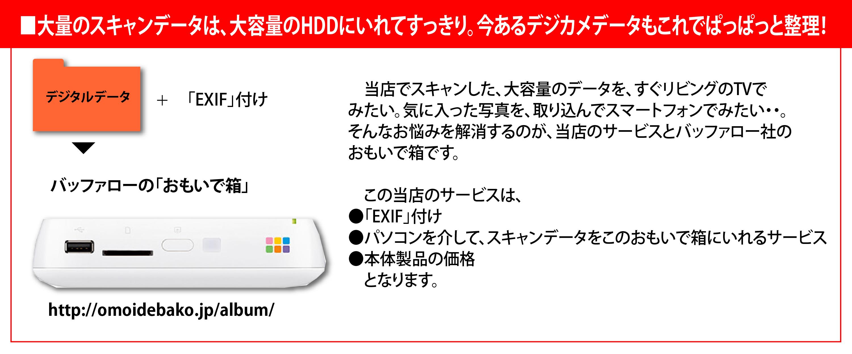 HDD納品
